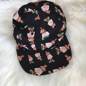 vans hula girl hat